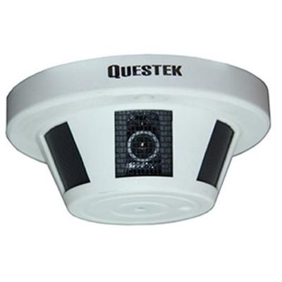 Camera ngụy trang QTX-5081AHD, Camera ngụy trang dạng đầu báo khói
