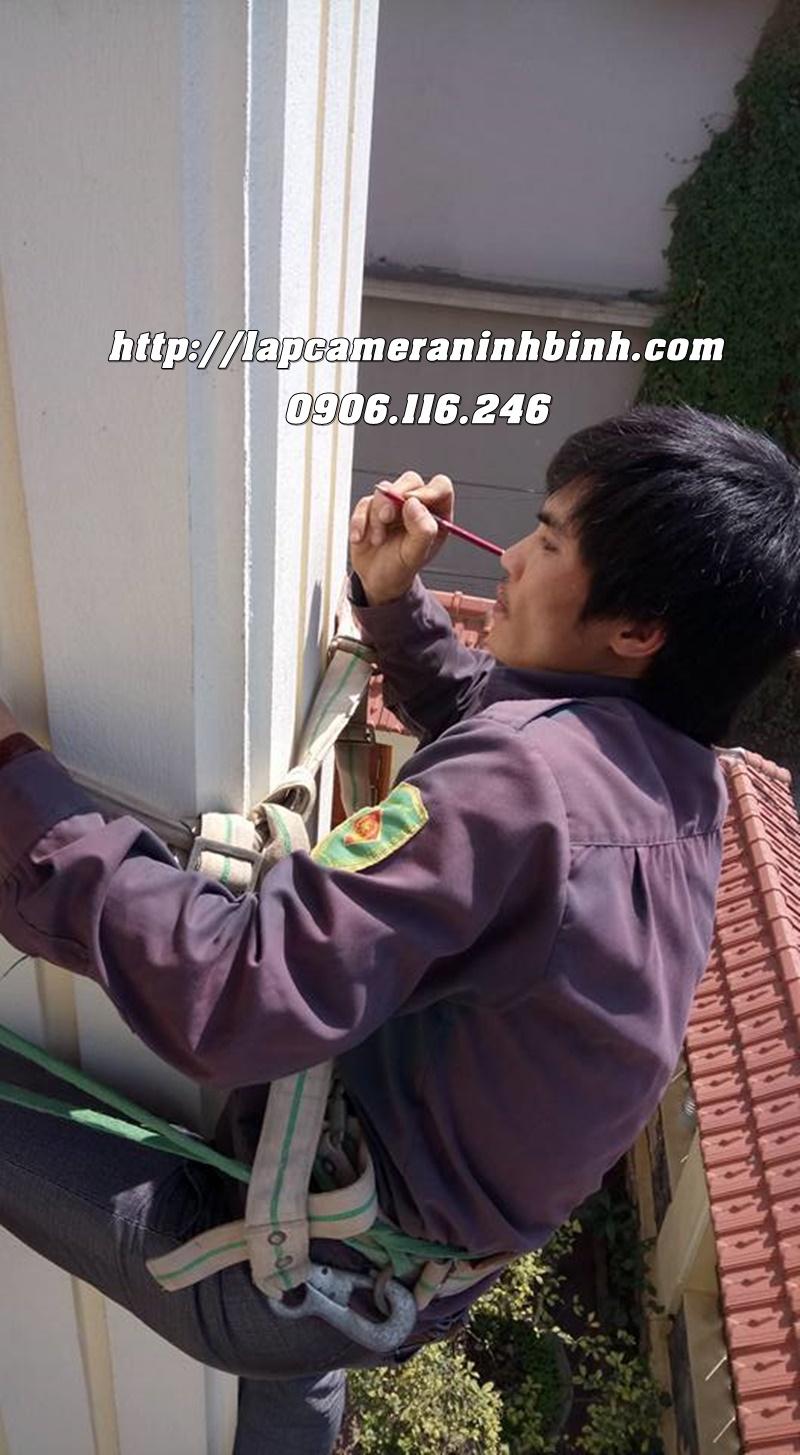 Lap camera Ninh Binh - Lap camera cho dinh thu biet thu o Ninh Binh (1)