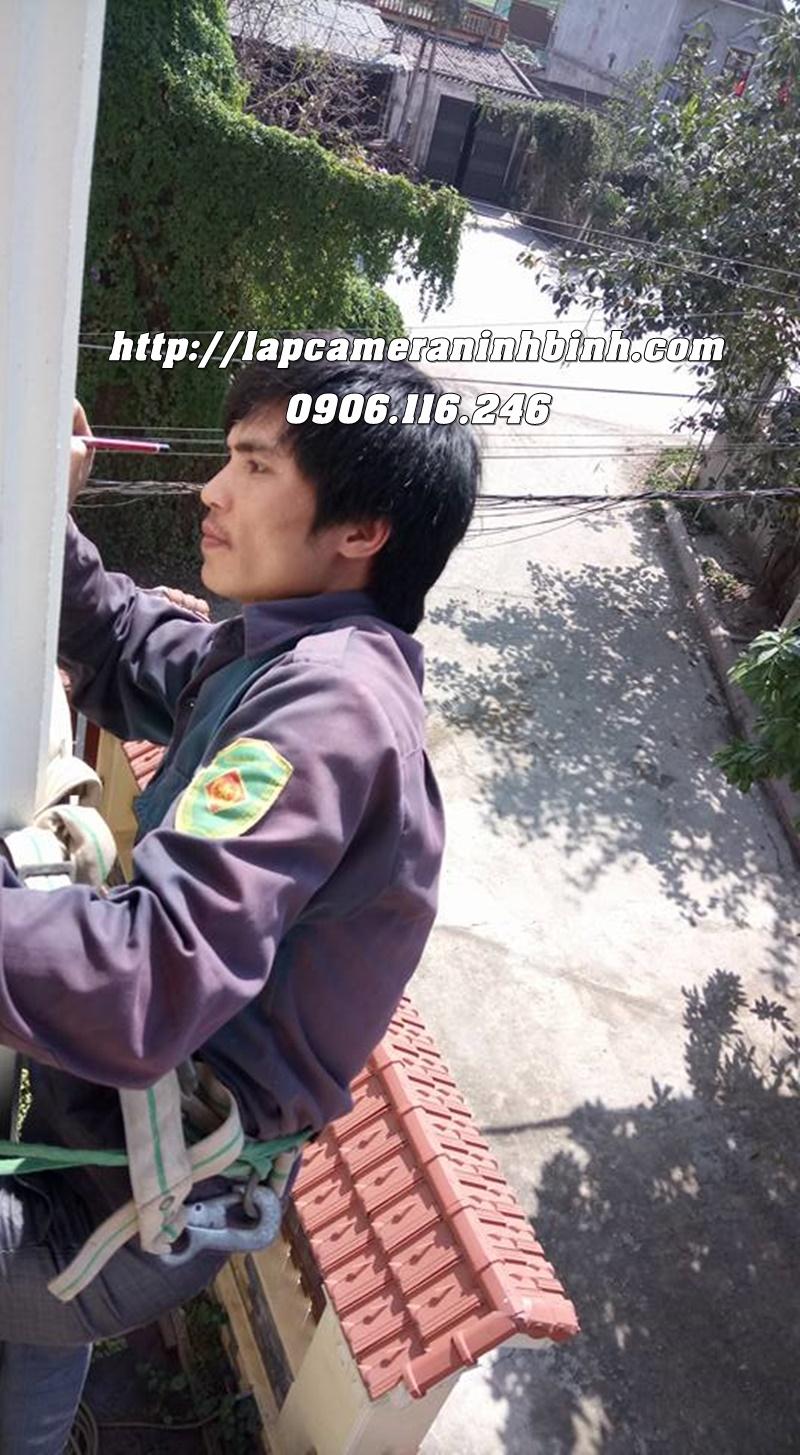 Lap camera Ninh Binh - Lap camera cho dinh thu biet thu o Ninh Binh (3)