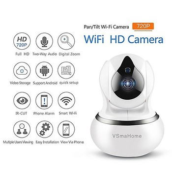 Camera VSmasHome 720WP/W