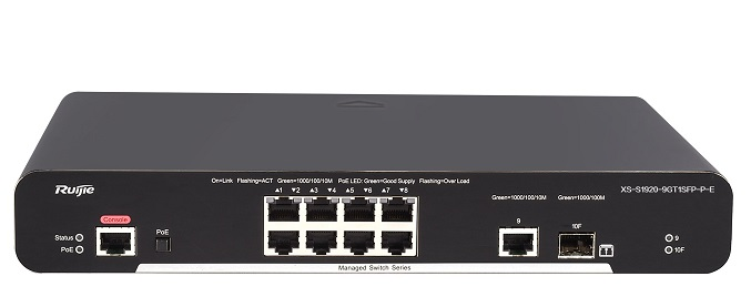 XS-S1920-9GT1SFP-P-E